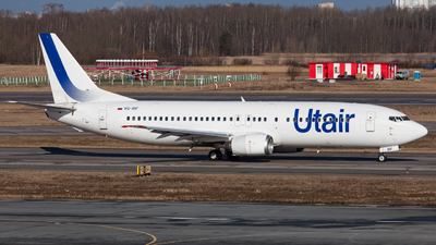 VQ-BIF - Boeing 737-45S - UTair Aviation