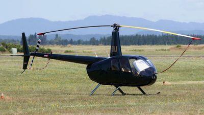 ZK-HSU - Robinson R44 Raven II - Private