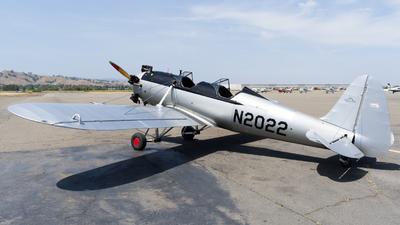 N2022 - Ryan ST-3KR - Private