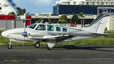 N58KE - Beechcraft 58 Baron - Private
