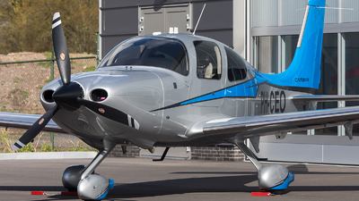 PH-CEO - Cirrus SR22-GTS G5 Carbon - Private