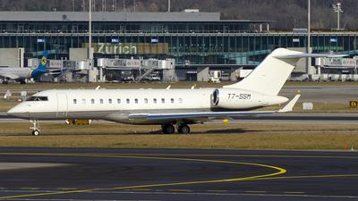 T7-SSM - Bombardier BD-700-1A10 Global Express - Business Aero