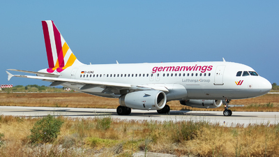 D-AGWQ - Airbus A319-132 - Germanwings