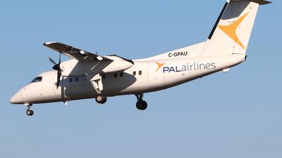 A picture of CGPAU - De Havilland Canada Dash 8100 - PAL Airlines - © Guy Langlois