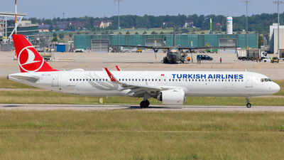 A picture of TCLTC - Airbus A321271NX - Turkish Airlines - © Justin Stöckel