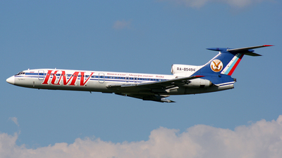 RA-85494 - Tupolev Tu-154B-2 - KMV - Kavminvodyavia