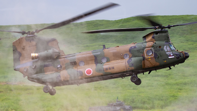 52976 - Kawasaki CH-47J Chinook - Japan - Ground Self Defence Force (JGSDF)
