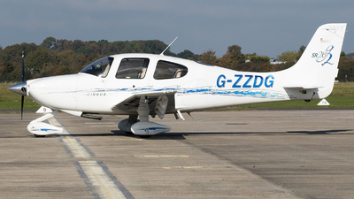 G-ZZDG - Cirrus SR20 - Private