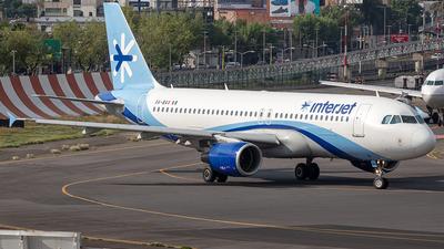 XA-BAV - Airbus A320-214 - Interjet