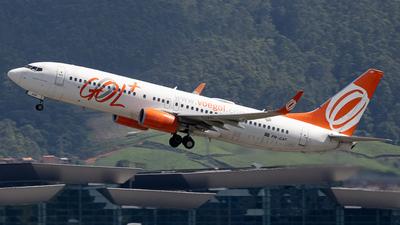 PR-GXF - Boeing 737-8EH - GOL Linhas Aéreas