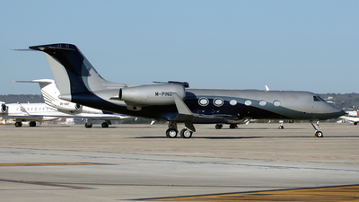 M-PING - Gulfstream G450 - Private