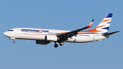 OK-TSU - Boeing 737-8FZ - SmartWings