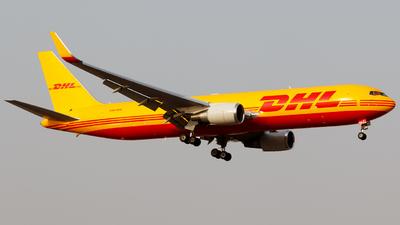 A9C-DHS - Boeing 767-323(ER)(BDSF) - DHL International Aviation