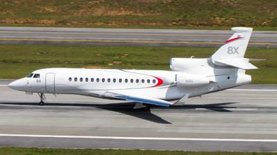 N8X - Dassault Falcon 8X - Dassault Aviation