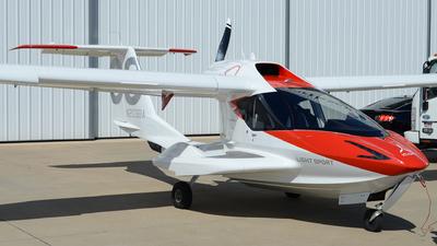 N203BA - Icon A5 - Icon Aircraft