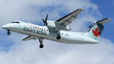 C-GTAG - Bombardier Dash 8-301 - Air Canada Express (Jazz Aviation)