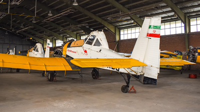 EP-KDQ - PZL-Mielec M-18 Dromader - Iran Special Duty Airline