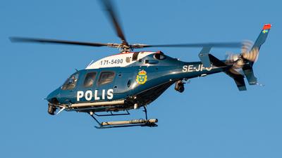 SE-JPO - Bell 429 Global Ranger - Sweden - Police
