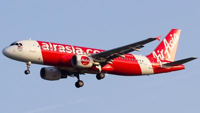 9M-AJX - Airbus A320-216 - AirAsia