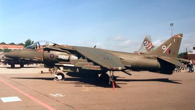 ZD466 - British Aerospace Harrier GR.7 - United Kingdom - Royal Air Force (RAF)