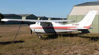 VH-NGD - Cessna P210N Pressurized Centurion II - Private