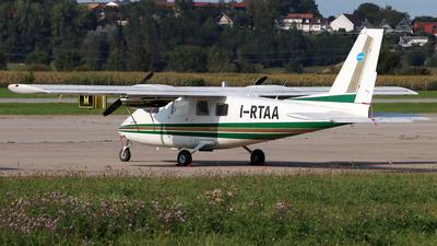 I-RTAA - Partenavia P.68B Victor - Aeronike