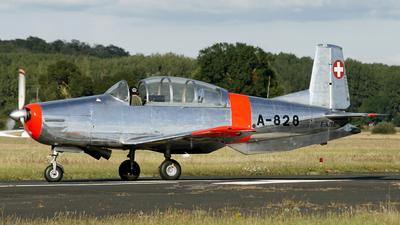 F-AZMF - Pilatus P-3-05 - Private