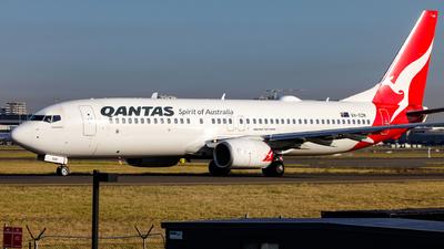 VH-XZM - Boeing 737-838 - Qantas
