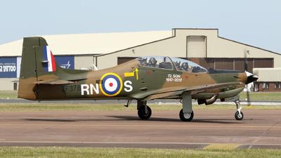 ZF378 - Short Tucano T.1 - United Kingdom - Royal Air Force (RAF)