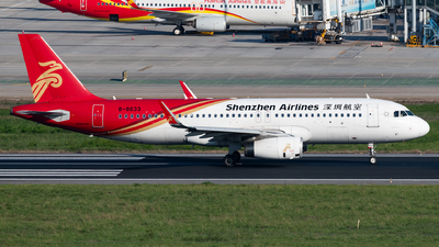 B-8633 - Airbus A320-232 - Shenzhen Airlines