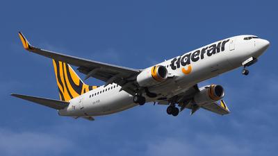 VH-VUB - Boeing 737-8FE - Tigerair Australia