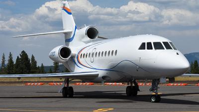 N790T - Dassault Falcon 900EX - Private