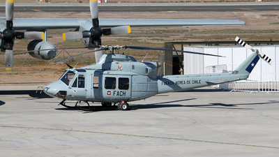 H-47 - Bell 412EP - Chile - Air Force