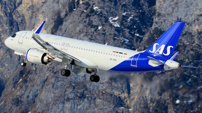 SE-ROY - Airbus A320-251N - Scandinavian Airlines (SAS)