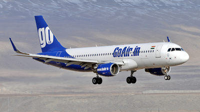 A picture of VTGOL - Airbus A320214 - Go Air - © Ratchapon Pipitsombat