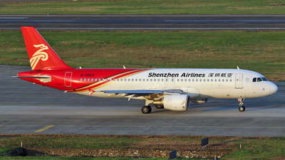 B-6563 - Airbus A320-214 - Shenzhen Airlines
