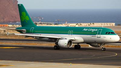 EI-DVE - Airbus A320-214 - Aer Lingus