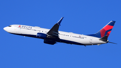 A picture of N832DN - Boeing 737932(ER) - Delta Air Lines - © Agustin Anaya