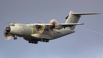 ZM409 - Airbus A400M Atlas C.1 - United Kingdom - Royal Air Force (RAF)