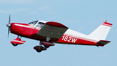 N7182W - Piper PA-28-180 Cherokee - Private