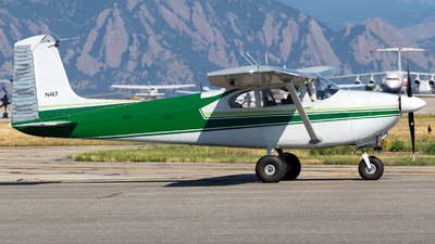 N4LT - Cessna 182A Skylane - Private