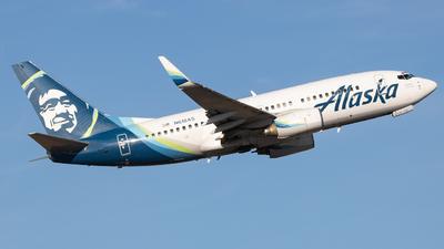 N618AS - Boeing 737-790 - Alaska Airlines