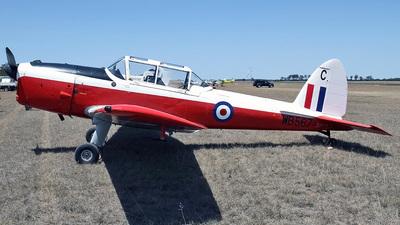 VH-JHN - De Havilland Canada DHC-1 Chipmunk T.10 - Private