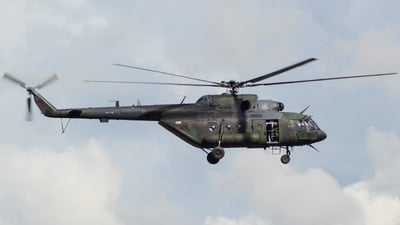 EJC3396 - Mil Mi-17V5 Hip H - Colombia - Army
