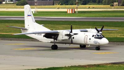 RA-26086 - Antonov An-26 - Pskovavia