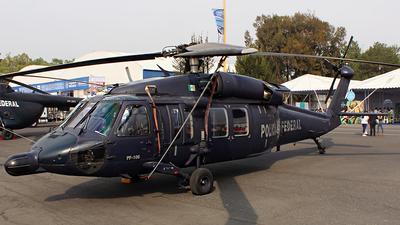 PF-106 - Sikorsky UH-60M Blackhawk - Mexico - Police