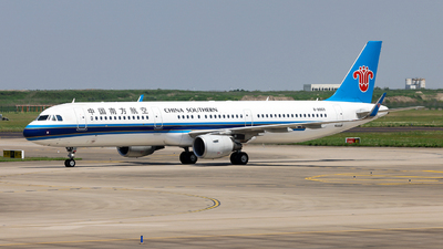 A picture of B8869 - Airbus A321211 - China Southern Airlines - © Jiaming