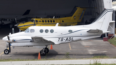 TG-ADL - Beechcraft C90A King Air - Private
