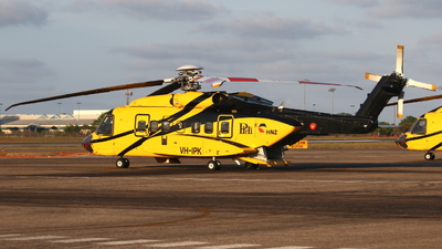 VH-IPK - Sikorsky S-92A Helibus - PHI