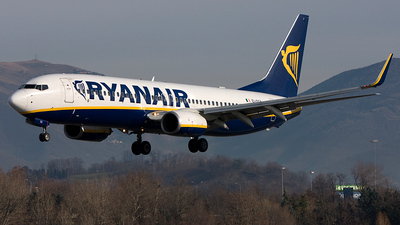 EI-DCX - Boeing 737-8AS - Ryanair